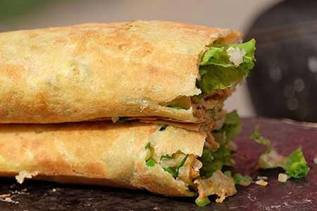 山東雜糧煎餅 雜糧煎餅技術 雜糧煎餅學習 雜糧煎餅