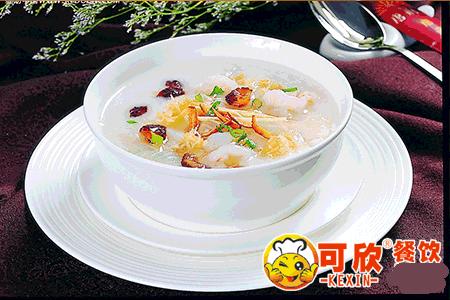 海鮮粥技術實訓 海鮮粥制作技術實訓 海鮮粥制作方法